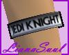 Jedi Knight Armband