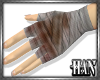 H Dirty Hands Wrap | Der