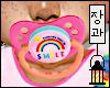 >Kid Pride Pacifier