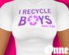 Recycle boys e (purp)