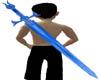 Icey Blue Magic Sword