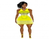 ZL(BM MTM)Yellow Dress