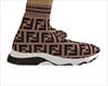 Fendi Sock Shoes