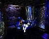 Blue neon HammBed