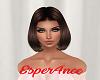 Khloe Brown Hairstyle