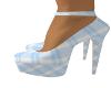 Country Gal Blue Heels