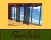 FDV black curtains