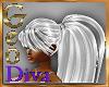 Geo MEL white silver