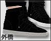 K  Kicks Black V