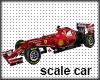 F1 FERRARI SCALE CAR