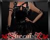 [Sx]Soir Goth Dress