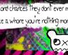 XHLX:Paramore Lyric