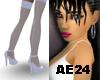 [AE24] Sheer White