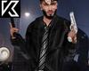 K. full mafia suit