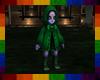 Haunted Green Doll