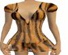~LG~ TIGER PRINT DRESS