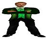 GreenDyingRoseFullSuit