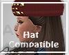 Brown Hat Hair