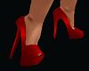 Red Divas Shoes