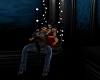 Romantic cuddle swing