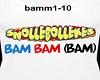 Snollebollekes Bam Bam