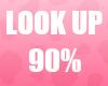 🔔 Look Up 90% Unisex