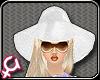[GB] GaGa White Hat