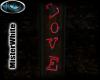 MRW Love Sign Neon