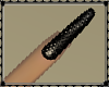 [MB] Long Nails Black