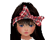 red plaid Bow ver 2