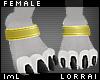 lmL Anklet Gold F