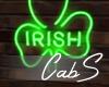 Irish Neon Pub Sign