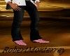 cowbot boots rosas