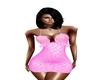 Prego Dark Pink Dress