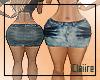 C Xlb Denim Skirt