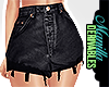 ! Stone Denim Shorts