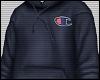 × C hoodie.