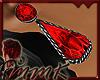 MMK Blood Ruby Teardrops