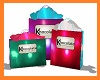 khocolate gift shop bags