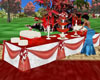 [E] Buffent wedding red