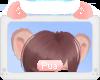 |P| Otter Plush Ears 1