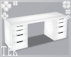 [T] White Desk III