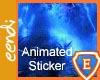 NaVi Trees sticker