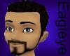 (ES) Bearded Male Head