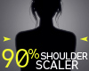 90% Shoulder Scaler