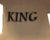 KING Neck Tattoo