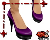 Basic Stiletto Purple