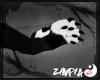 z Zebra Hand Claws F