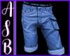 Boys Cargo Jean ShortsV2