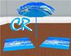 Dolphin Umbrella Set